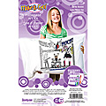 021-1399 Girls Rock! Pillowcase Art Kit