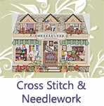 Cross Stitch and Needlecraft