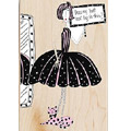 Dolly Mama Rubber Stamps
