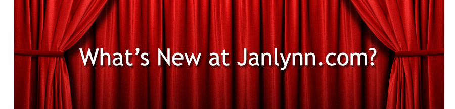 What's New at Janlynn